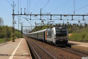 SkJb 193 922-2 med RST 7076. Laxå 08.05.2016.