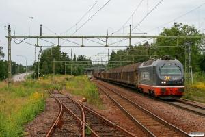 HCTOR 141.003 med GT 41820. Svartå 27.08.2009.