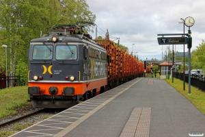 HCTOR 142.211 med GT 40738. Östersund Västra 10.06.2015.