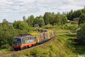 HCTOR 142.211 med GT 40304. Birsta - Skönvik 20.06.2018.