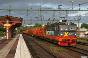HCTOR 161.106 med GT 41663. Kil 04.06.2012.