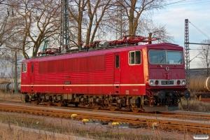 LEG 250 137-7 (ex. DB 155 137). Hamburg-Hohe-Schaar 20.03.2014.