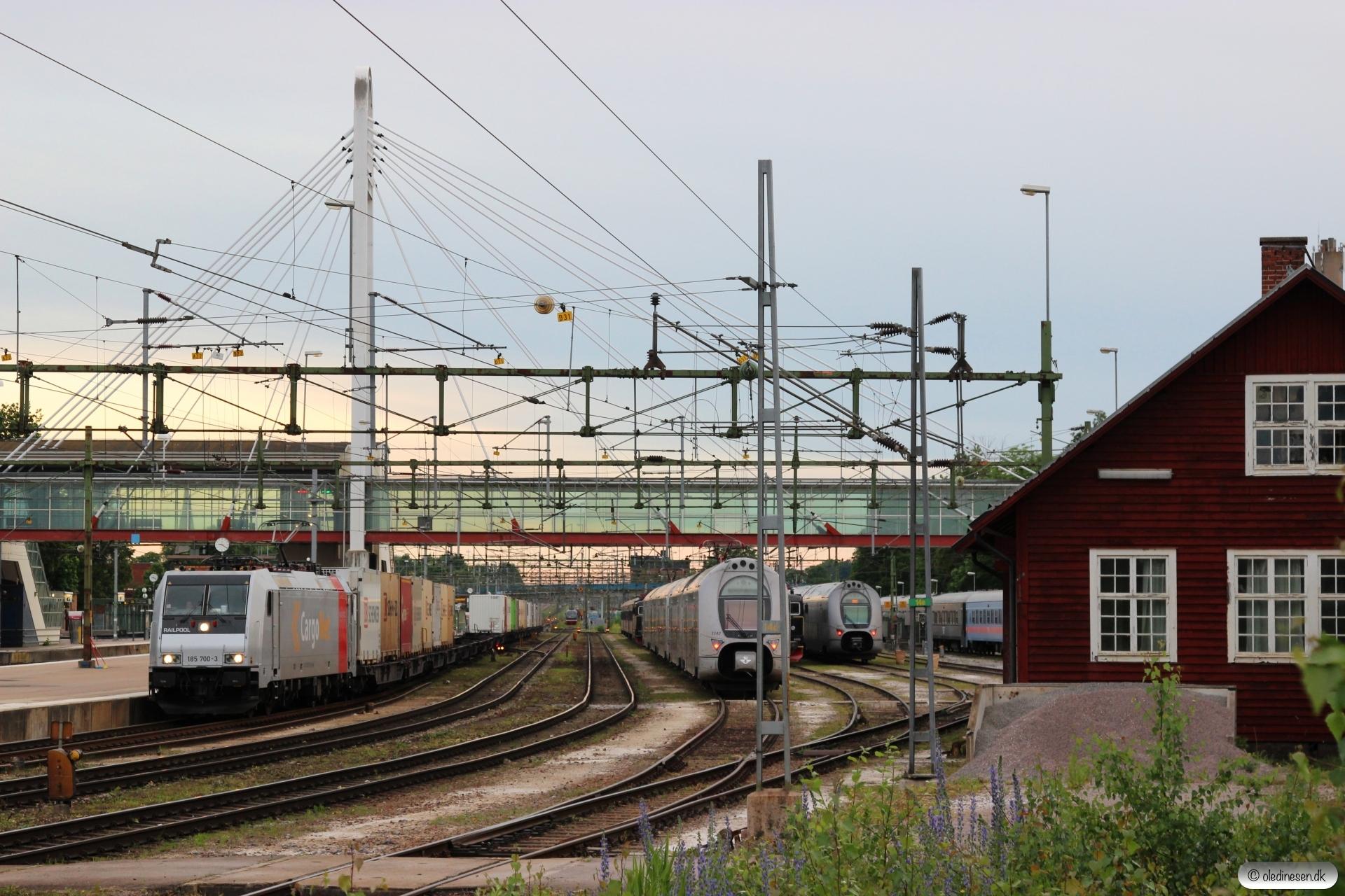 CN 185 700-3 med GT 41956. Hallsberg 17.06.2017.