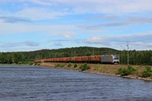 RPOOL 193 921-4 med GT 46150. Gunnarsbyn - Brunsbergtunneln 22.06.2018.