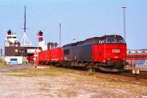 DSB MZ 1450. Østerport 02.05.1993.