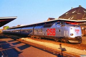 DSB MA 462+AM+AM+... som L 188 Str-Kh. Odense 17.06.1988.