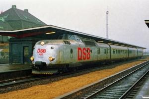 DSB MA 463 med L 134 Fh-Kh. Odense 16.09.1989.
