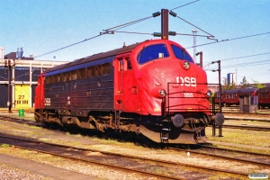 DSB MY 1155. København 14.05.1994.