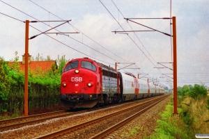DSB 90 86 00-21 111-4+ER 36+ER 12+ER 13 som M 6119 Ng-Fa. Holmstrup 10.09.1995.