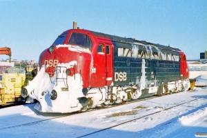 DSB MY 1122. Odense 20.02.1996.