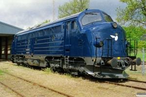 DSB 90 86 00-21 135-7. Randers 22.05.2004.