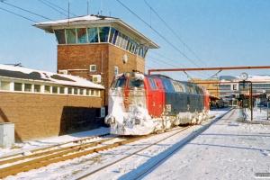 DSB MZ 1415. Odense 20.02.1996.