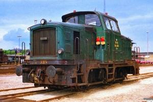 DSB MH 335. Ålborg 03.07.1988.