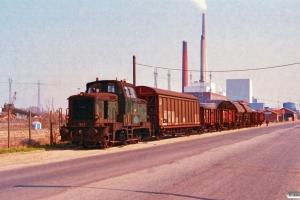 DSB MH 337. Odense 15.04.1993.
