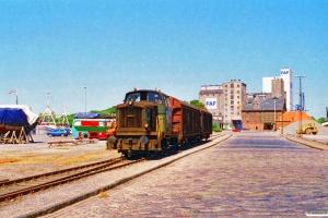 DSB MH 395. Odense 11.07.1995.