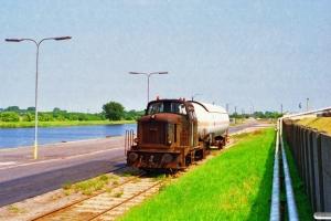 DSB MH 400. Odense 12.07.1995.