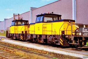 DSB MJ 510 og 506. København 26.04.1997.