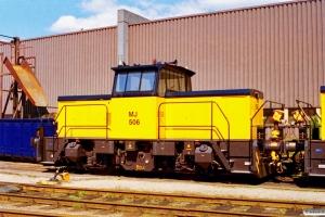 DSB MJ 506. København 26.04.1997.