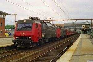DSB EA 3020+ME 1513 med SK 6529 Kh-Fa. Odense 05.06.2000.