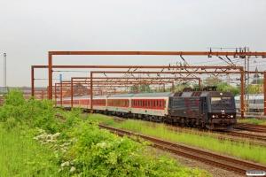 DSB EA 3020 med CN 473 Kh-Pa. Odense 21.05.2014.