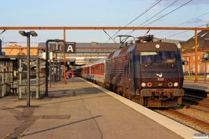 DSB EA 3020 med CN 473 Kh-Pa. Odense 05.06.2014.
