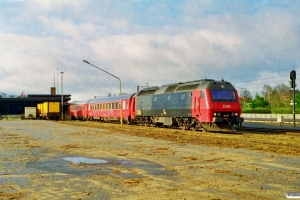 DSB ME 1533. Vojens 13.04.1998.