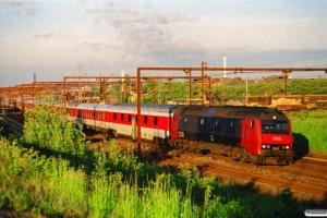 DSB ME 1530 med EN 483 Kh-Pa. Odense 19.05.2002.