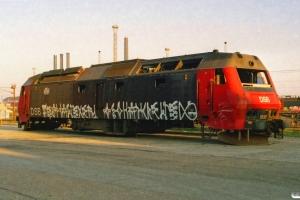 DSB ME 1510. København 24.03.2007.