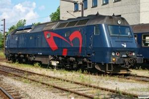 DSB ME 1530. København 13.07.2008.