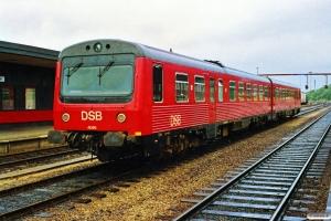 DSB MR/D 86 som M 6121 Fa-Ar. Fredericia 21.09.1990.