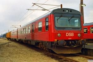 DSB MR/D 07+80 86 98-20 006-6 som M 8040 Fa-Od. Odense 04.03.1991.