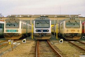 AT MR/D 78, DSB MR/D 26 og MR/D 57. Fredericia 18.03.2006.