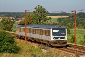 DSB MR/D 94 som RV 3323 Es-Ar. Km 12,2 Fa (Taulov-Kolding) 20.08.2009.