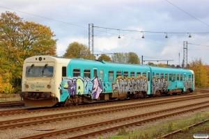 DSB (ex. AT) MR/D 35 hensat. Fredericia 20.10.2013.