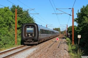 DSB MF 36+MF 22 som L 51069 Kh-Fh. Km 155,8 Kh (Marslev-Odense) 11.06.2016.