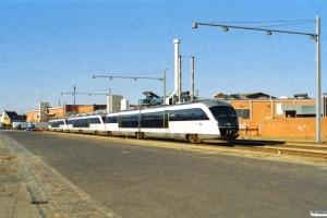 DSB MQ 15, MQ 18 og MQ 21. Odense 23.03.2003.