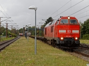 DBCSC MZ 1449 med G 8007 Es-Tl. Taulov 31.07.2021.