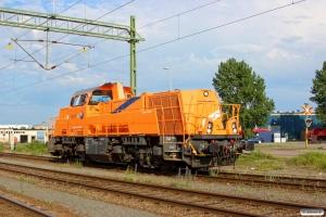D-NRAIL 92 80 1261 307-3. Göteborg Skandiahamnen 08.06.2014.