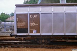 DSB Hbbillns 21 86 246 0 057-1 gået på gulvet. Odense 22.06.1988.