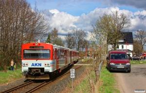 AKN Eisenbahn (AKN)