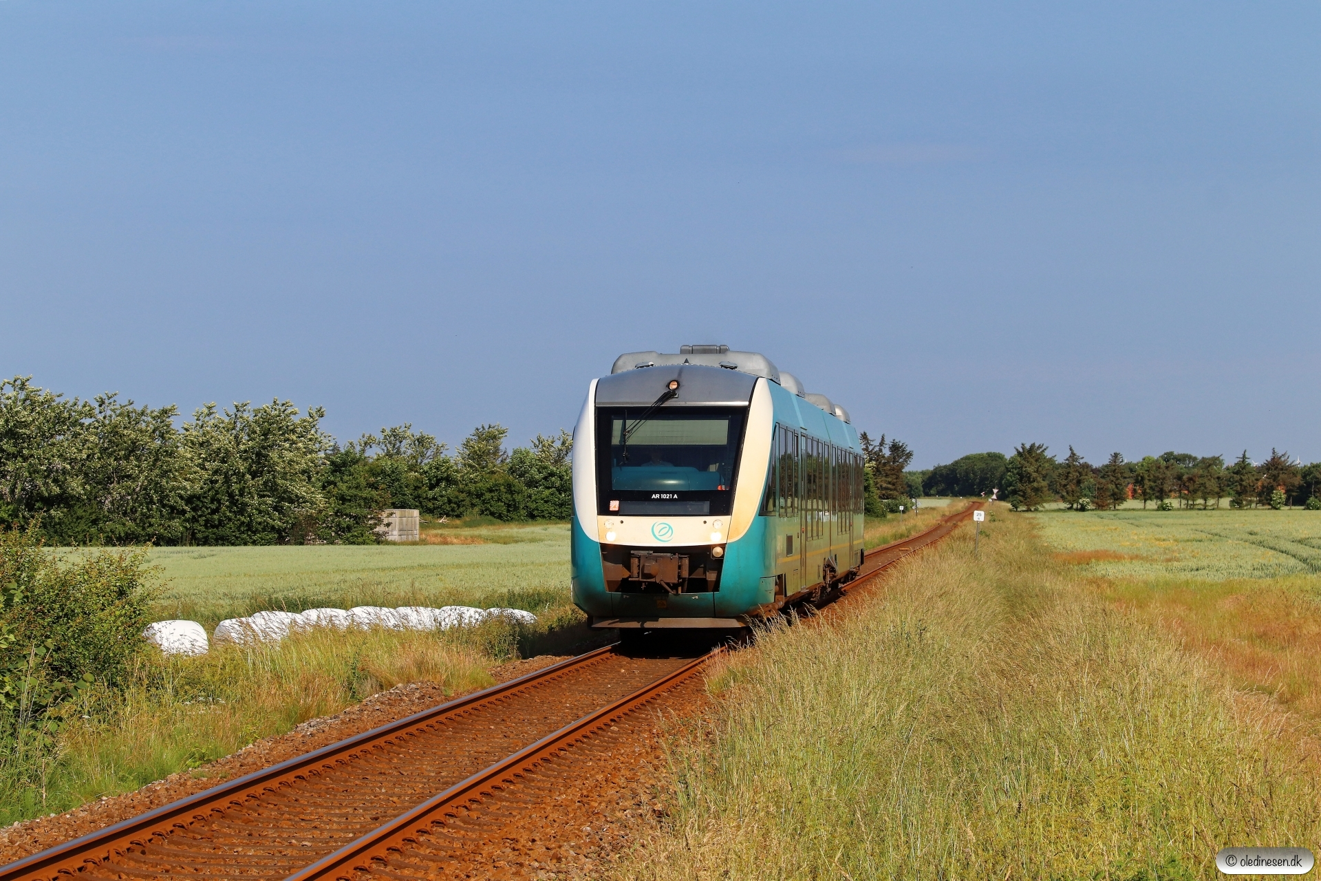 AT AR 1021 som RA 5520 Ti-Str. Km 25,6 Str (Hvidbjerg-Lyngs) 26.06.2020.