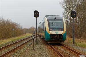 AT AR 1022 som RA 5428 Str-Ar. Ulstrup 17.02.2019.
