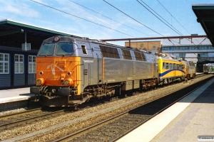 ENT MZ 1408+Siemens 708 302-5+ENT MZ 1419 som M 8215 Gl-Fa. Odense 26.06.2005.