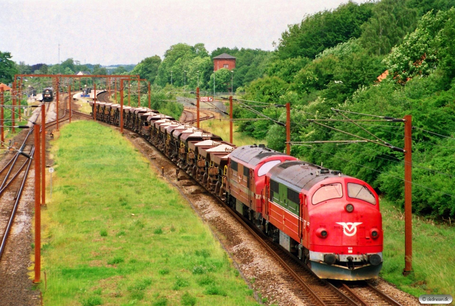VL MX 103+HFHJ MX 19+10 Fccs+Kbs+10 Fccs. Lunderskov 12.06.2007.