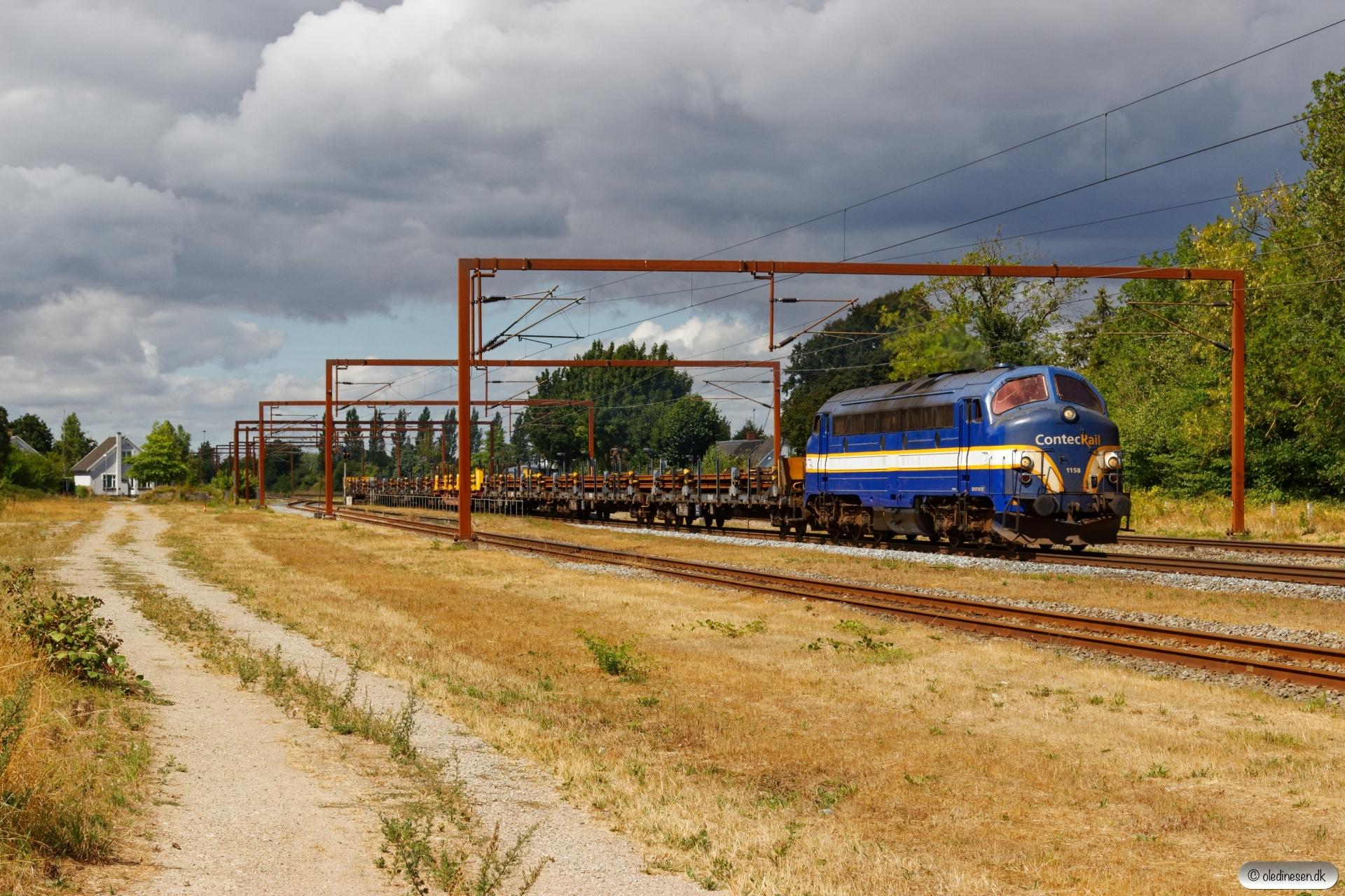 CONTC MY 1158 med BM 6090 Fa-Gl. Kauslunde 05.08.2018.