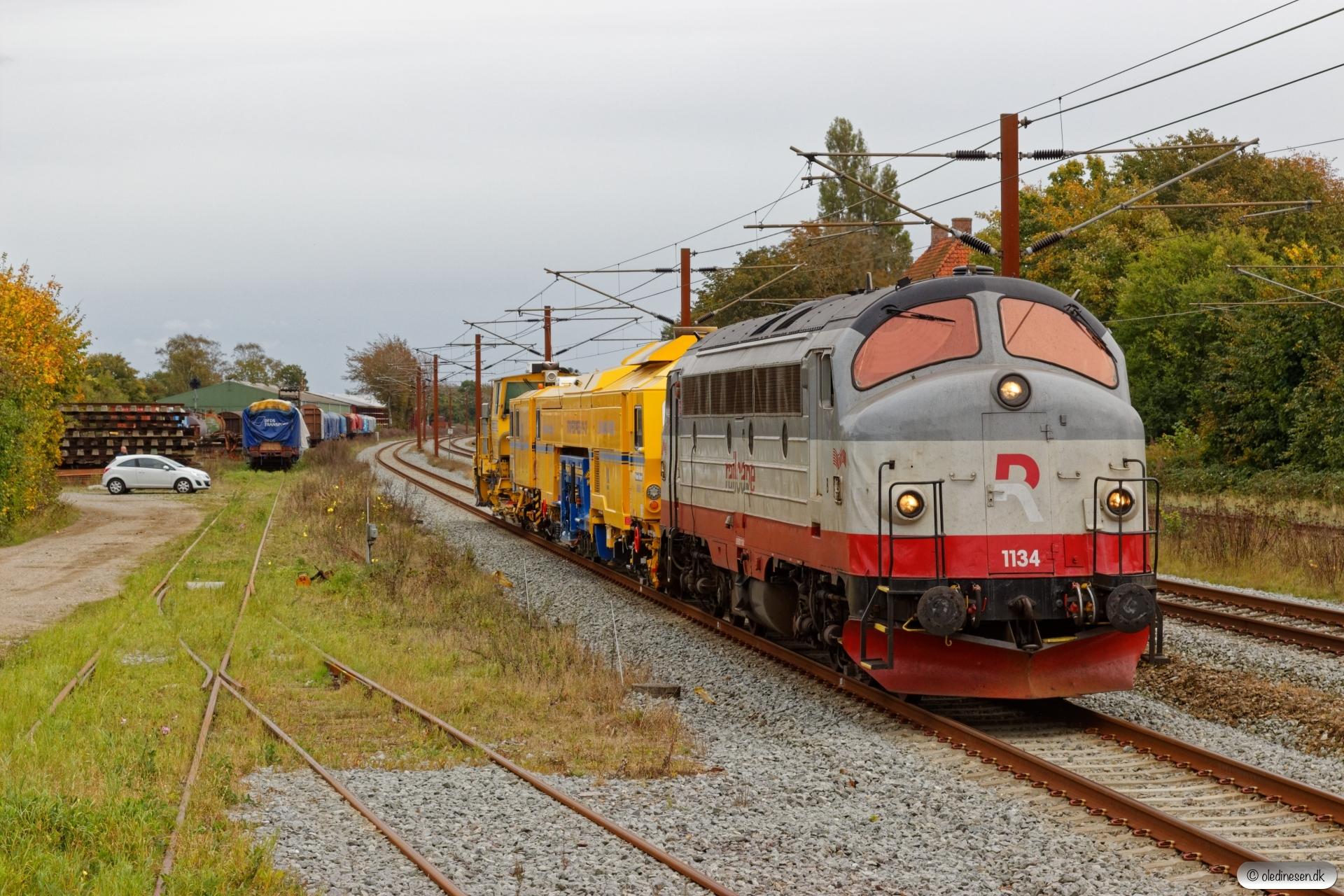 RCDK MY 1134 med BM 6259 Rg-Ar. Marslev 01.10.2019.