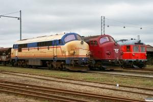 NJ M 11, VL MY 105 og CONTC M 32. Odense 04.04.2008.