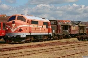 BLDX MX 1030 og CONTC MT 167. Randers 23.05.2009.BLDX MX 1030 og Contec MT 167. Randers 23.05.2009.