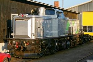 CONTC T43H 215. Padborg 09.10.2010.
