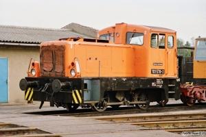 DR 101 578-3. Hagenow Land 16.10.1990.
